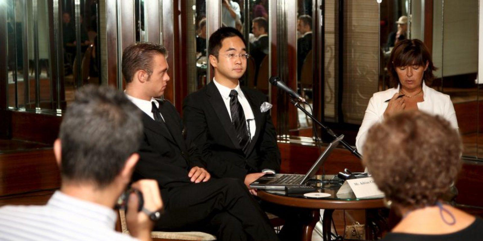 Con la que adquirió una fortuna de 1.4 mil millones de dólares. Foto:Getty Images