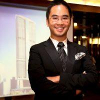 20. Adrian Cheng, de 32 años, se volvió en el heredero de la joyería de su abuelo. Foto:Getty Images