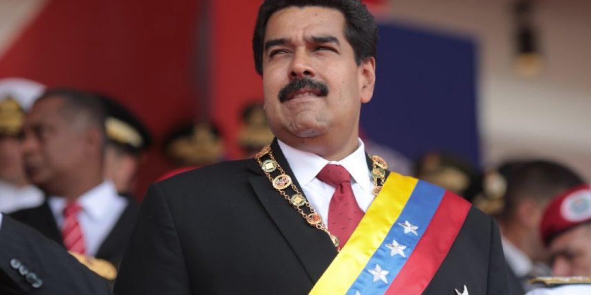 FOTOS. A Nicolás Maduro se le pasó la mano con el maquillaje y lo viralizan