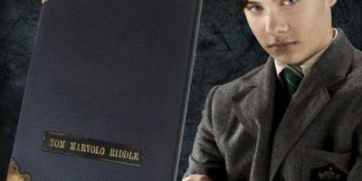 """Interpretó a """"Tom Riddle"""", la versión adolescente de """"Lord Voldemort Foto:Vía imdb.com"""