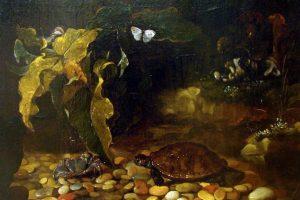 """Tortuga y cangrejo"" Paolo Porpora Foto:Wikimedia"