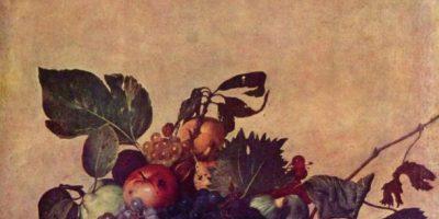 """""""Cesta de frutas"""" de Caravaggio Foto:Wikimedia"""