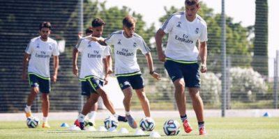 Joven promesa del Real Madrid es despedido por engordar