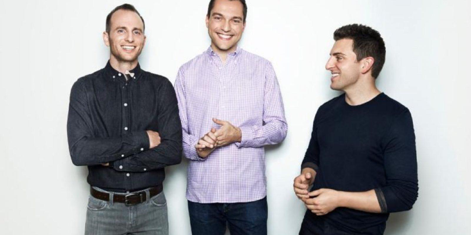 La fortuna de cada uno de estos tres empresarios está valorada en 3 mil millones de dólares. Foto:Vía Forbes