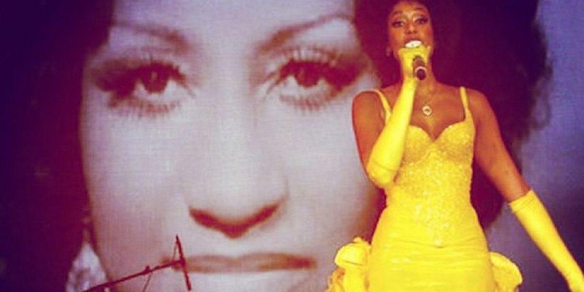 Conozcan a la actriz que interpretará a Celia Cruz en la serie de la cantante