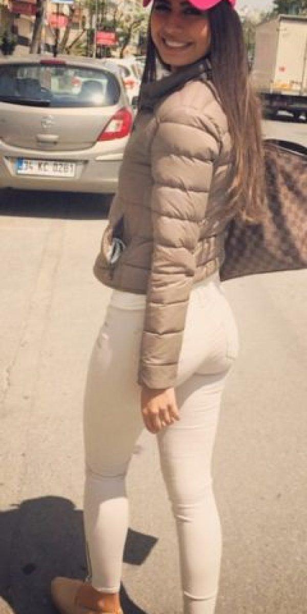 Es una modelo turca Foto:Vía instagram.com/gulseamine