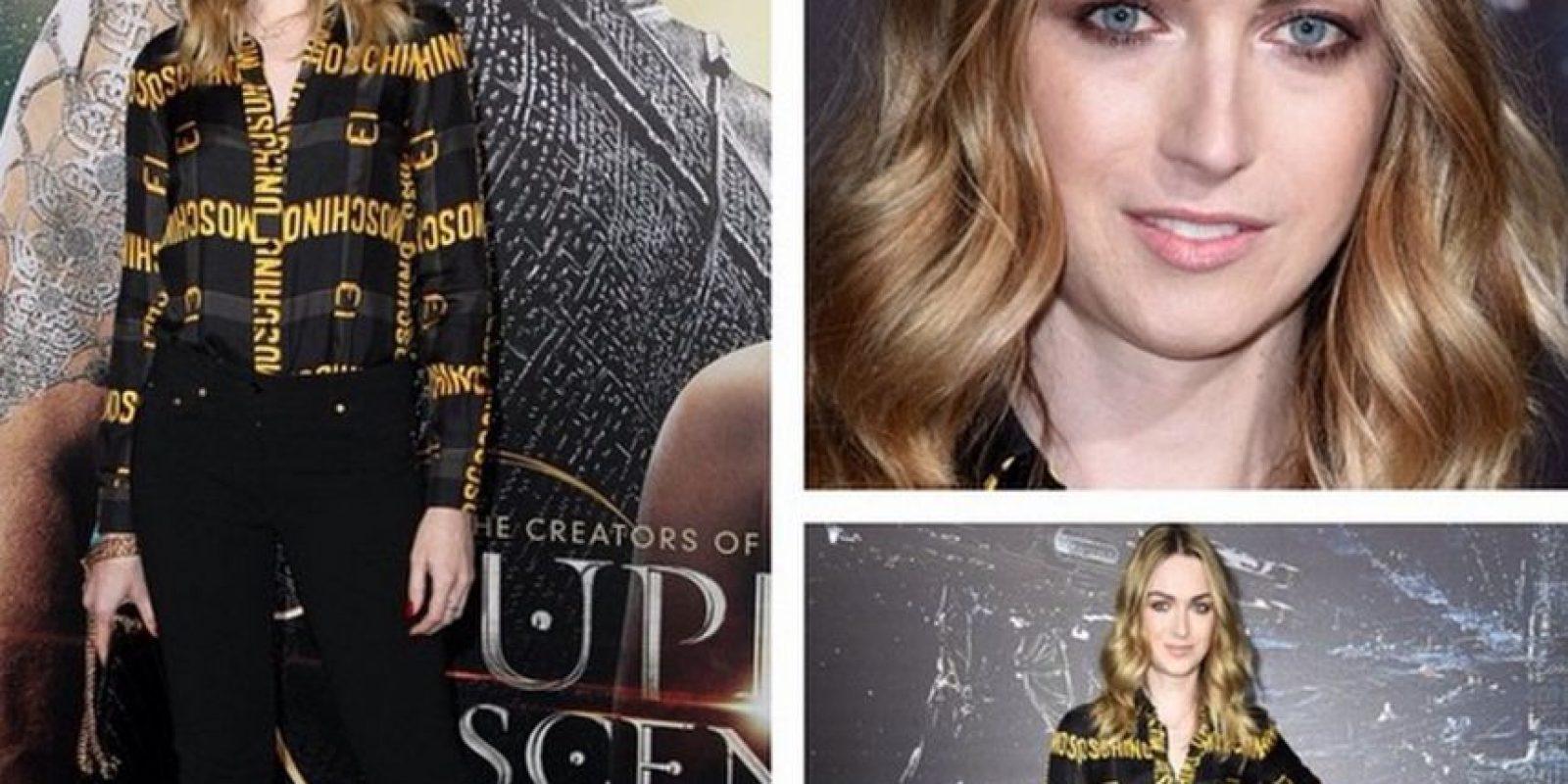 """Al año siguiente interpretó el papel recurrente de Kyla en la tercera temporada de la HBO serie """"Hung"""" Foto:Vía instagram.com/msjamieclayton/"""