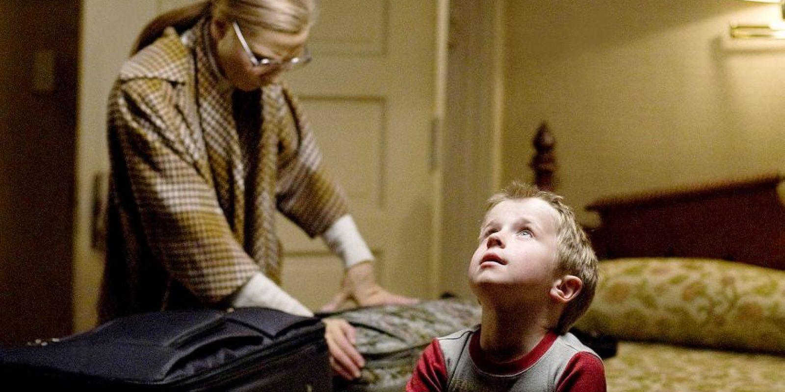 """El actor le dio vida al """"Benjamin Button"""" de 8 años Foto:chandler-canterbury.net"""