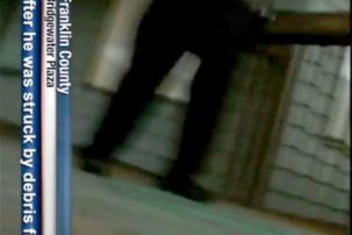 Esta fue su captura en pantalla Foto:AFP