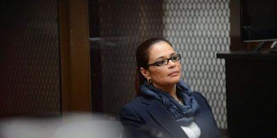 #CasoLaLínea Juez ordena que Baldetti sea trasladada a Santa Teresa