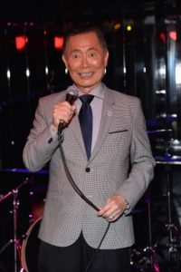 "George Takei, actor de la serie ""Star Trek"" Foto: Getty Images"