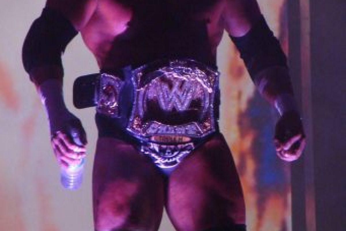 Ahora tiene 46 años Foto:WWE
