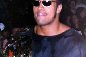 La Roca Foto:WWE