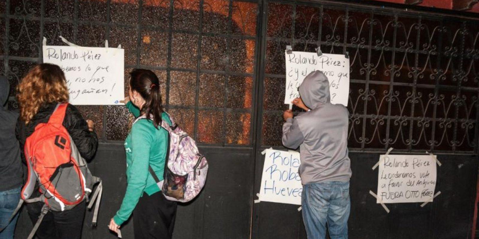 Foto:Colectivo de Jóvenes de Guatemala