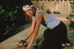 Interpretó a Daniel Laruso, un joven que descubre sus habilidades para el Karate Foto:IMDB