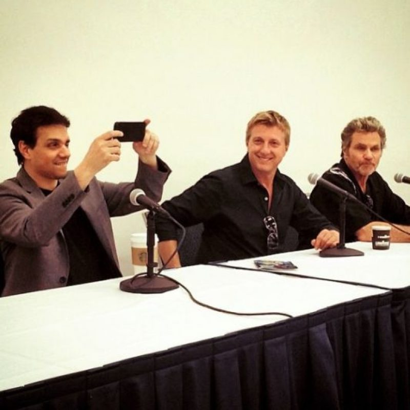 "Participó en la serie ""How I Meet your Mother"". Foto: Instagram @william_zabka"