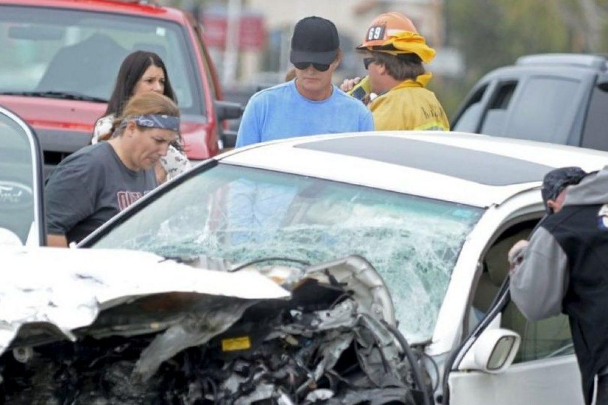 Una mujer identificada coomo Kim Howe perdió la vida en el incidente. Foto:The Grosby Group
