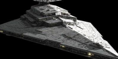 """1. Encontraron una """"nave de Star Wars"""" en Marte Foto:LucasFilms"""