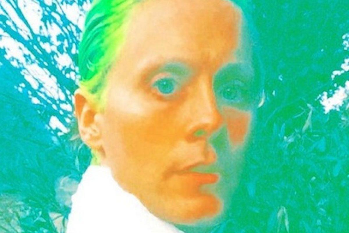 Jared Leto ha comenzado a despedirse de su personaje Foto:Instagram/JaredLeto