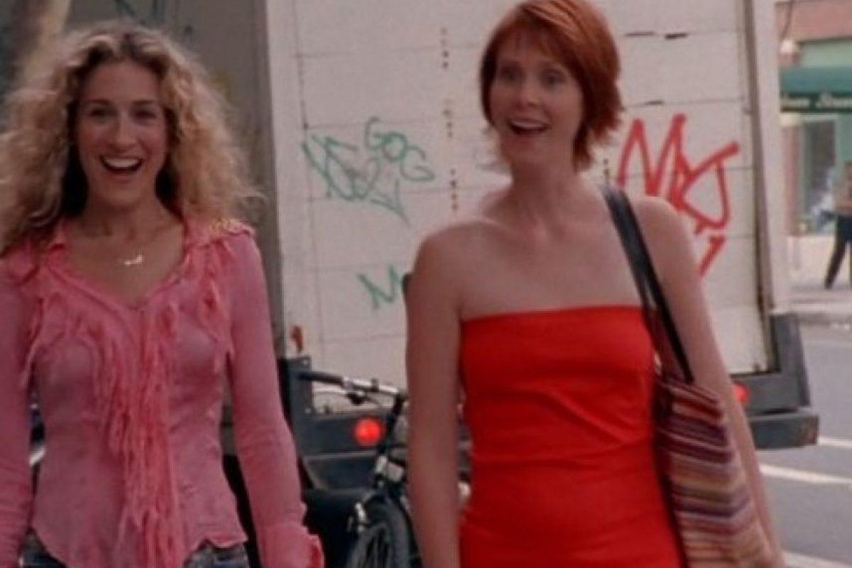 La serie fue emitida desde 1998 hasta 2004. Foto:IMDb