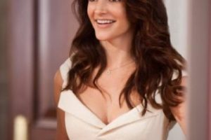 "Charlotte York era ""Kristin Davis"" Foto:IMDb"