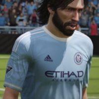 Andrea Pirlo. Foto:EA Sports