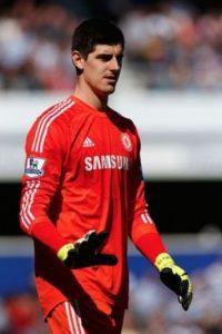 El belga juega en el Chelsea de Inglaterra. Foto:Getty Images