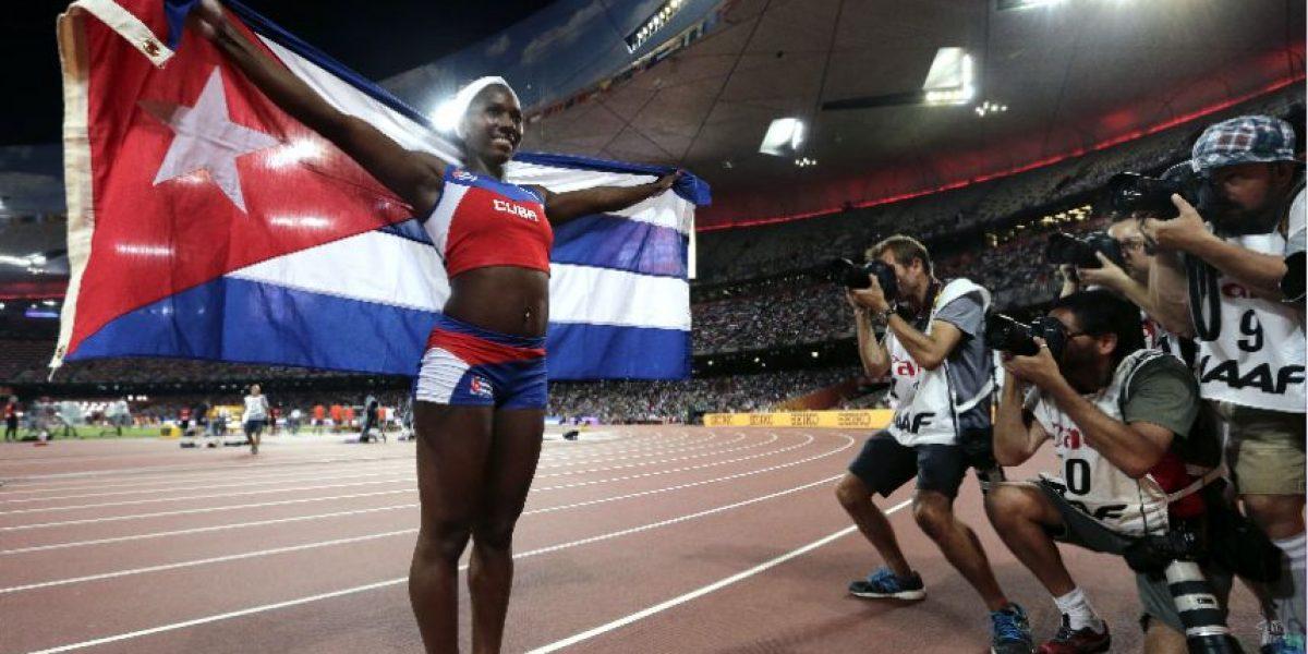 Yarisley Silva, la medallista de oro rechazada por sobrepeso
