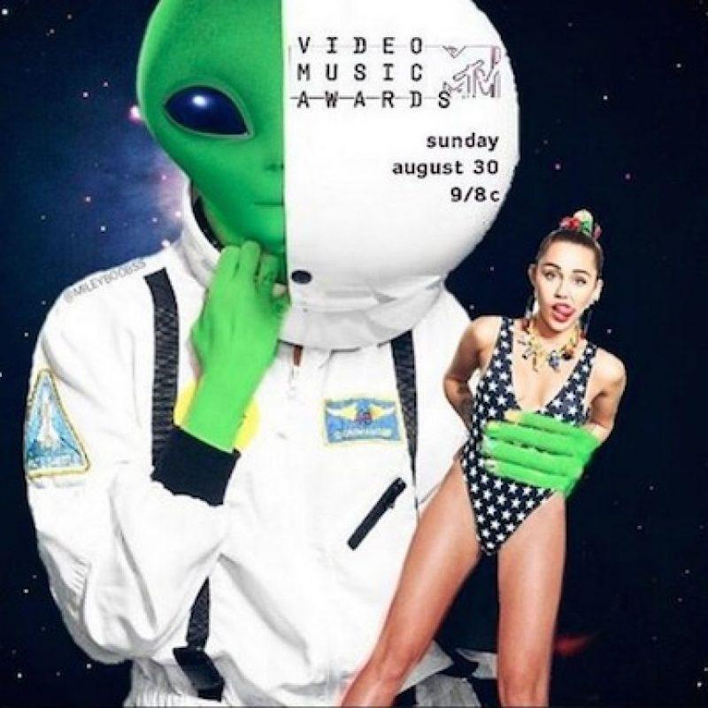 Miley Cyrus regresa a los premios MTV VMA's como anfitriona Foto:Instagram/MileyCyrus