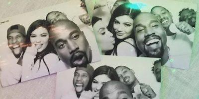 "Kylie Jenner logró que Kanye West jugara ""caras y gestos"""