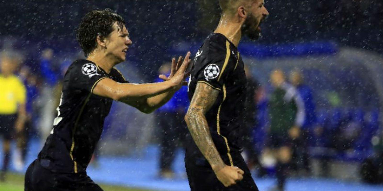 Dinamo Zagreb (Croacia) Foto:Getty Images