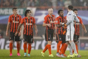 Shakhtar Donets (Ucrania) Foto: Getty Images