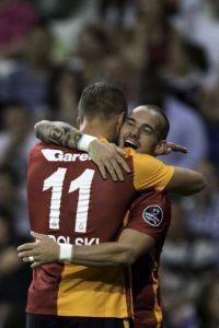 Galatasaray (Turquía) Foto:Getty Images