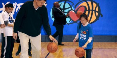 En un test realizado en la NBA, el exbasquetbolista obtuvo un IQ de 132 puntos, que lo convirtieron en el más inteligente de su época. Foto:Getty Images