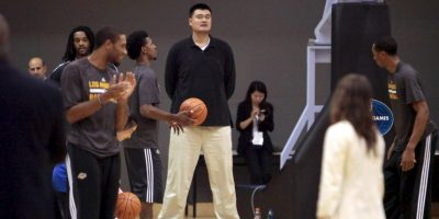 Yao Ming Foto: Getty Images