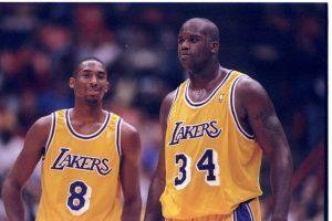 Por su parte, Shaquille obtuvo cuatro, tres con los Lakers (2000, 2001 y 2012) y uno con Miami Heat (2006. Foto:Getty Images
