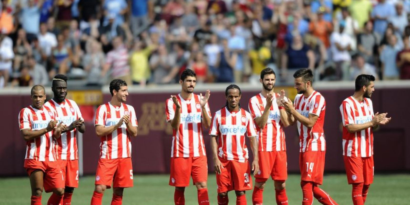 Olympiacos (Grecia) Foto:Getty Images