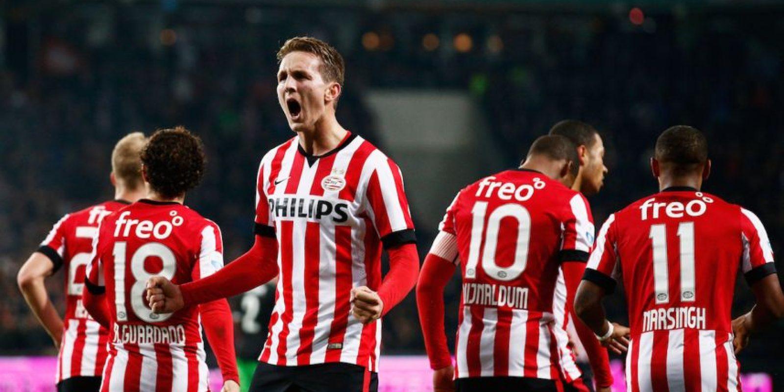 PSV Eindhoven (Holanda) Foto:Getty Images