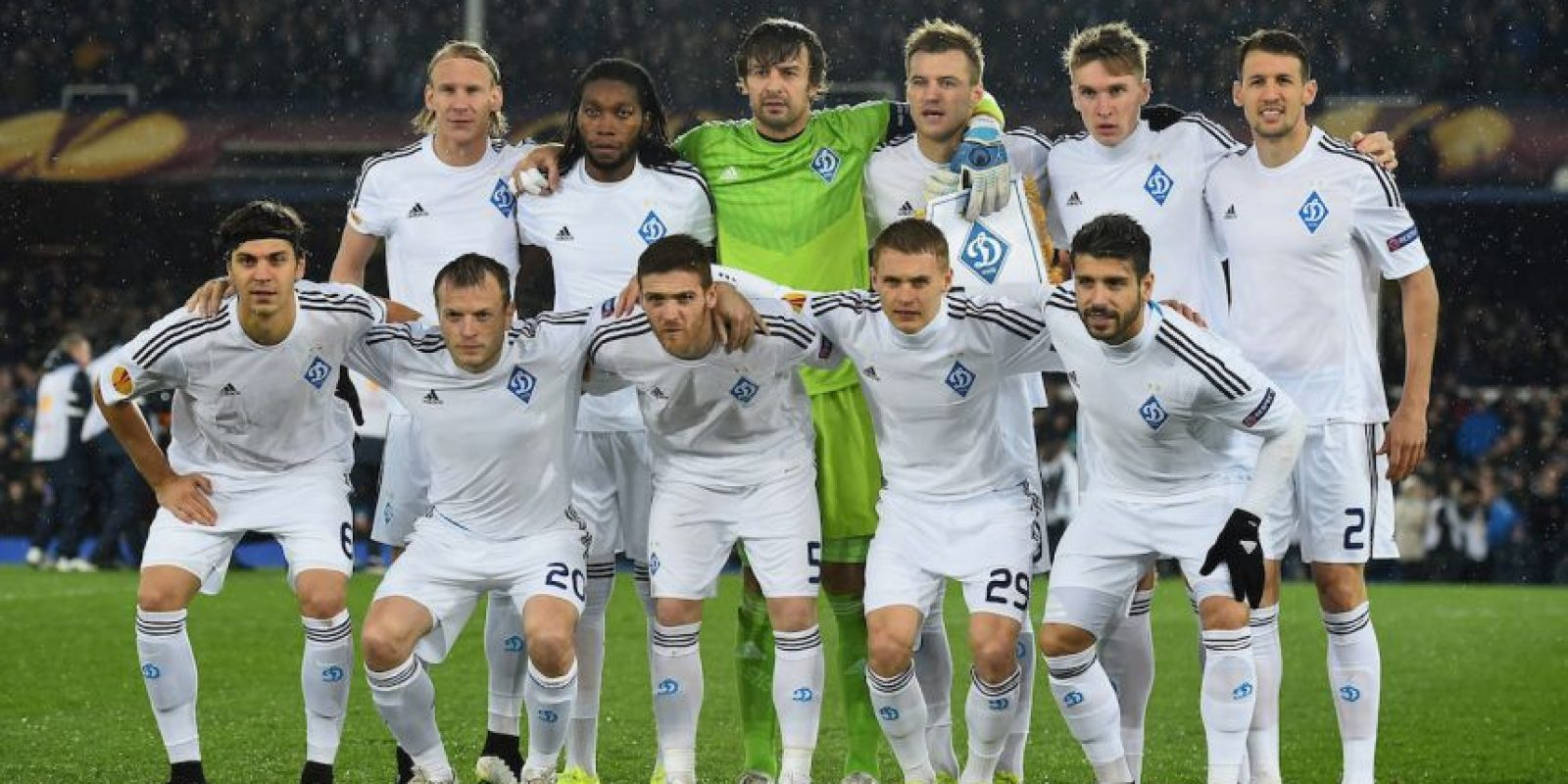Dynamo de Kiev (Ucrania) Foto:Getty Images