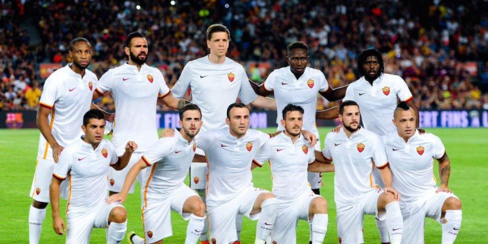 AS Roma (Italia) Foto:Getty Images