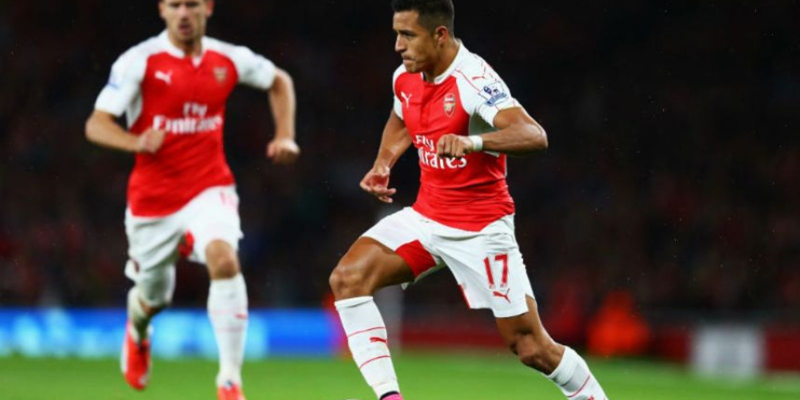 Arsenal (Inglaterra) Foto:Getty Images
