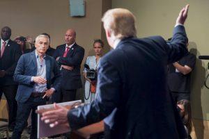 2. Es conductor del programa semanal Al Punto. Foto:Getty Images