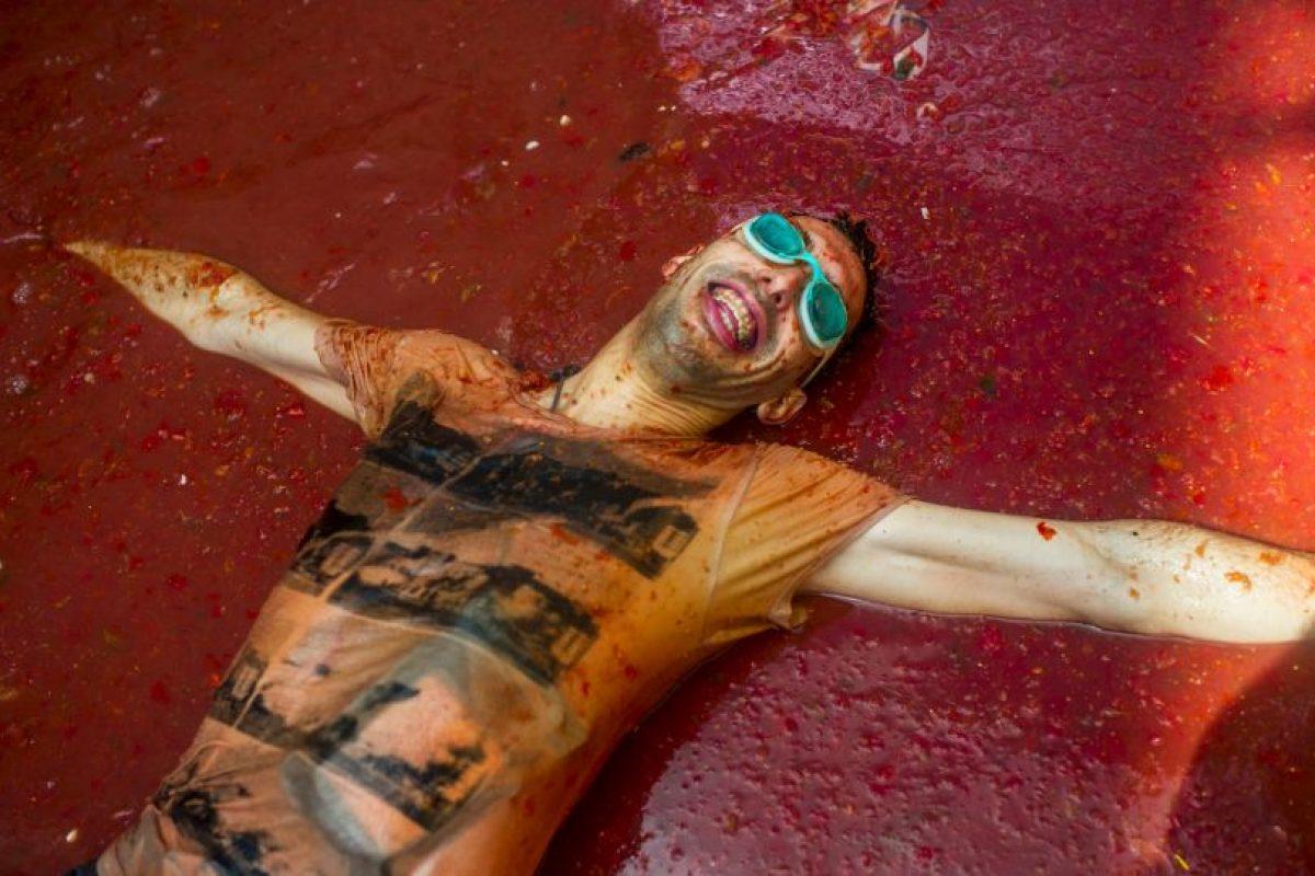Cada año miles de turistas llegan a disfrutar de esta fiesta. Foto:Getty Images