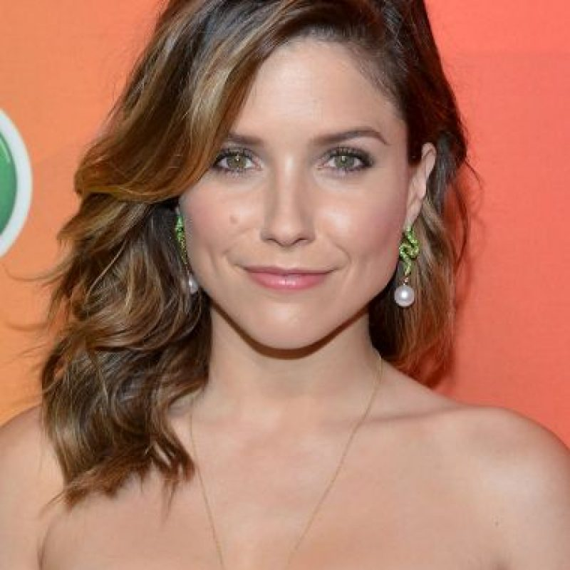 "Sophia Bush, actriz de ""The Hitcher"", ""La Ley y el Orden"" y ""Chicago Fire"" Foto: Getty Images"