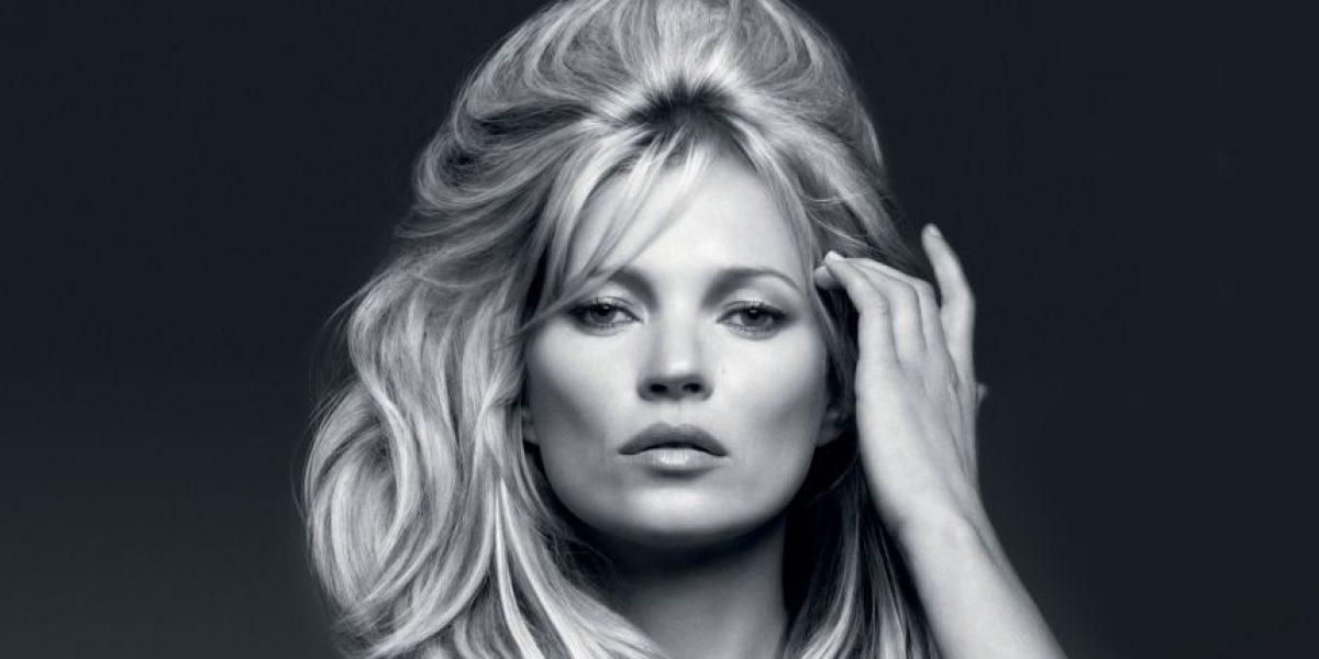 FOTOS. Estas imágenes de Kate Moss en bikini no tienen retoque digital