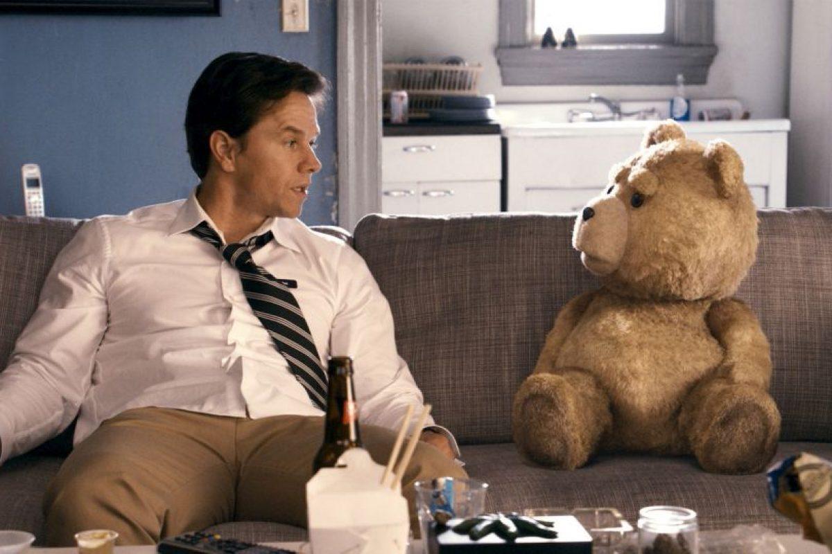 """A los 16 años, el protagonista de """"Ted"""" fue acusado de intento de homicidio, luego de agredir a dos personas en la calle con un palo de madera. Foto:Getty Images"""