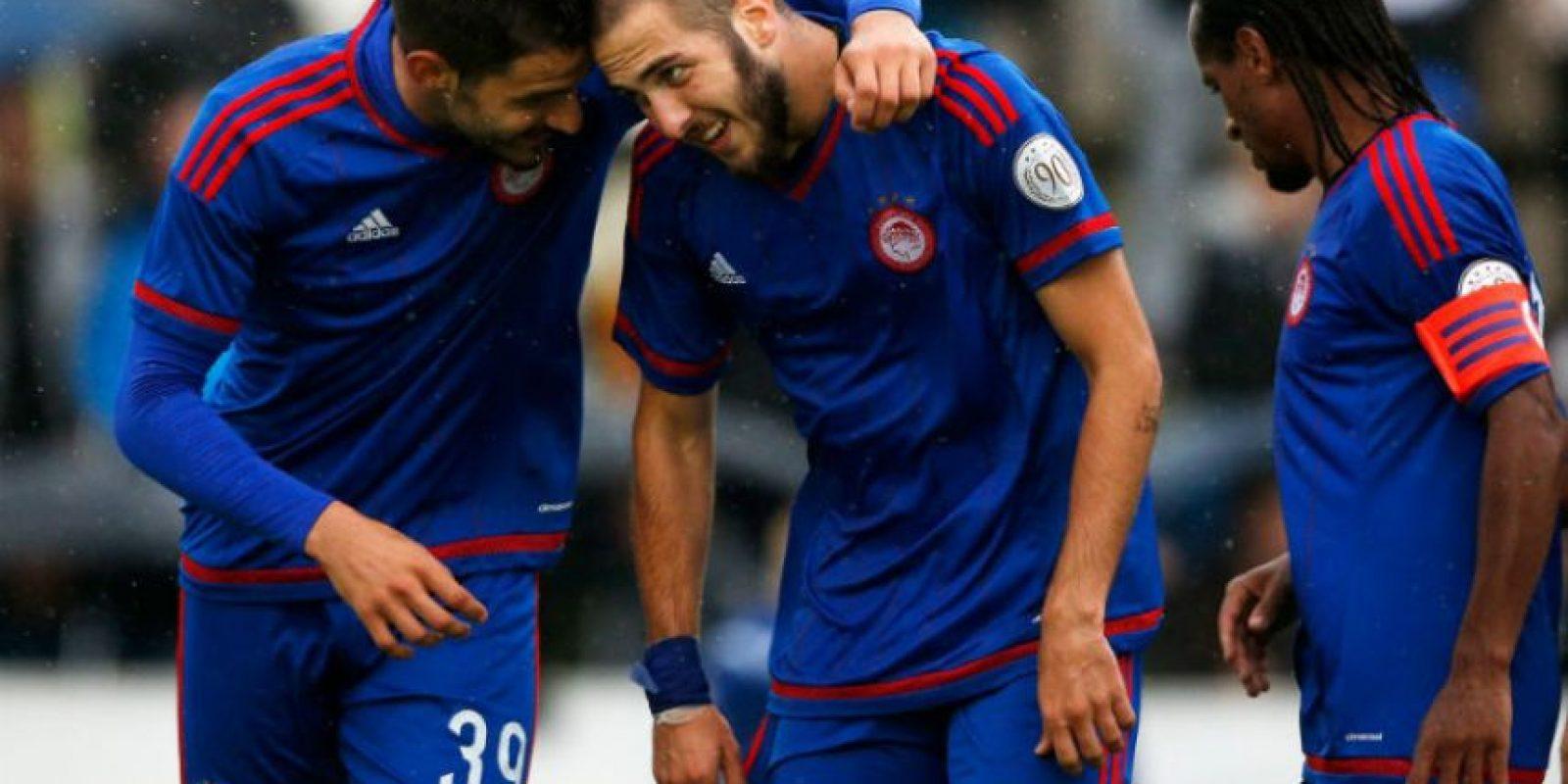 Olympiakos (Grecia) Foto:Getty Images