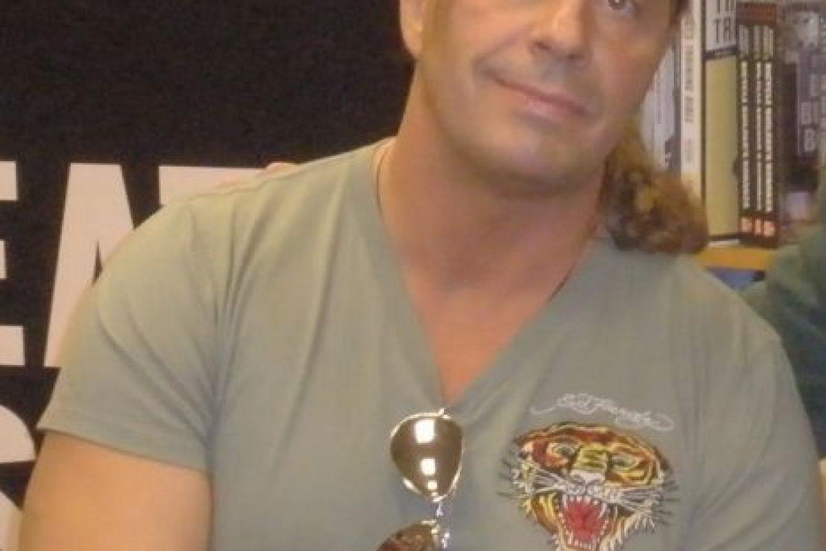 Apareció en Wrestlemania 31 junto a otras leyendas para felicitar a Daniel Bryan, luego de que consiguiera el título Intercontinental Foto:WWE