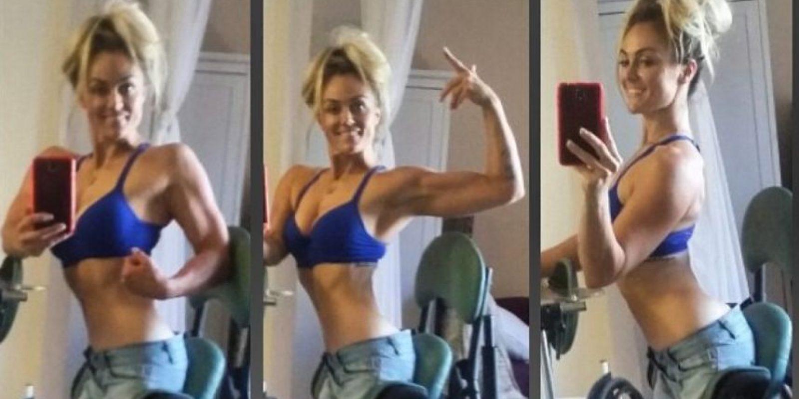 Tiene 32 años Foto:Vía instagram.com/tiphanyadams