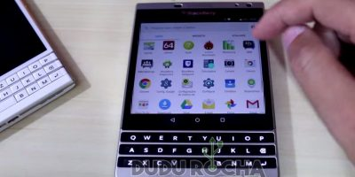 Video: Así se ve el primer Blackberry Passport con Android